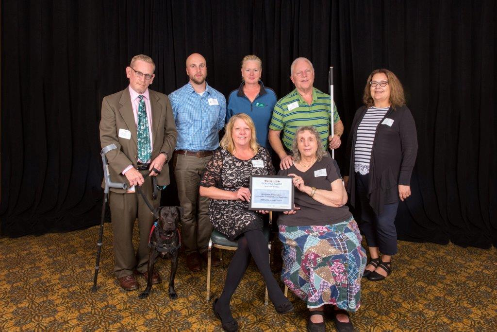ATCI members at Nonprofit Network of Southwest Washington -- Excellence Awards